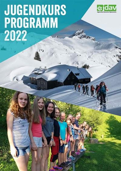 Das JDAV-Jugendkursprogramm 2022